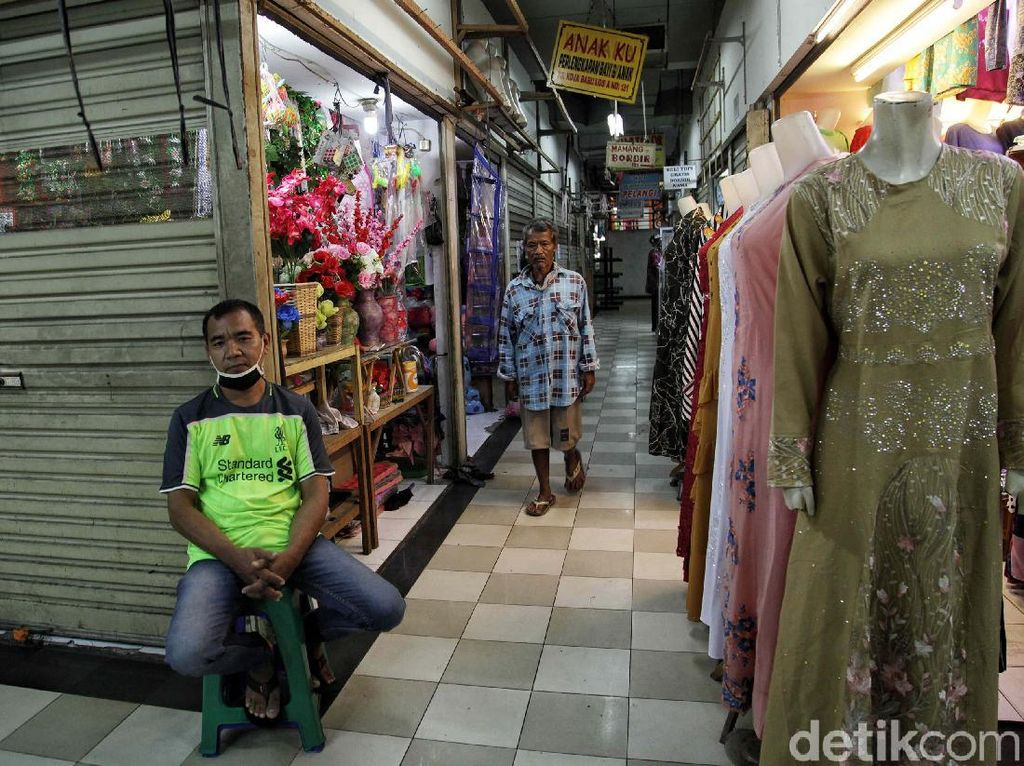 Penyebab Ganjil-Genap di Pasar Jakarta Tak Efektif hingga Akhirnya Disetop