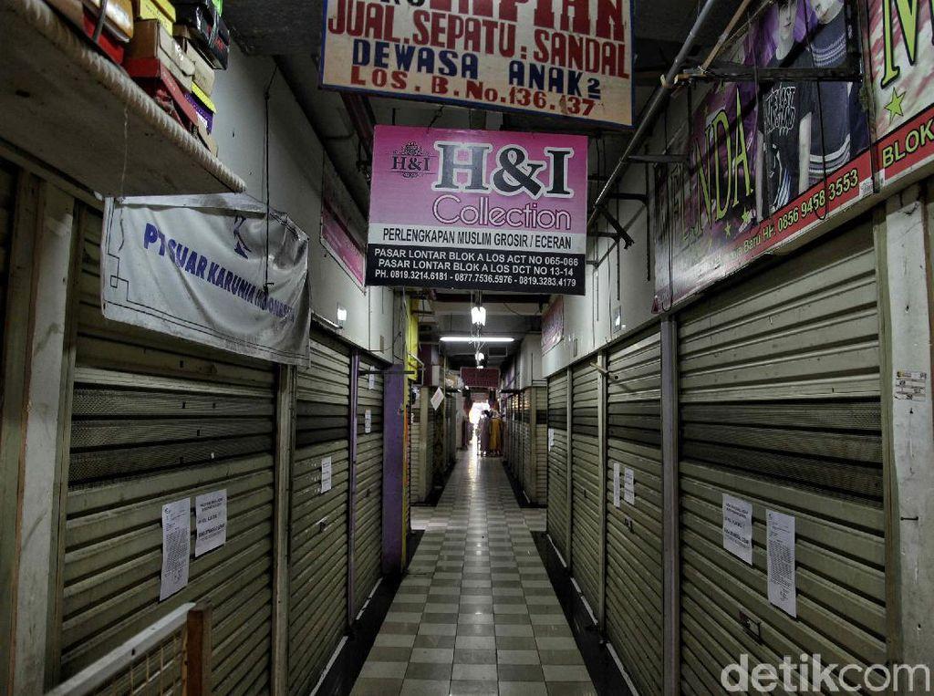Umur Pendek Kebijakan Ganjil Genap di Pasar Ibu Kota