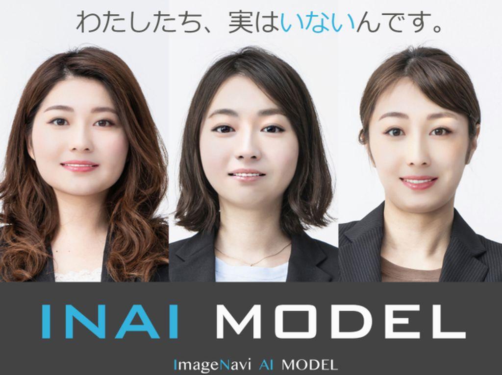 Deretan Model Virtual yang Kecantikannya bak Wanita Jepang, Awas Terkecoh