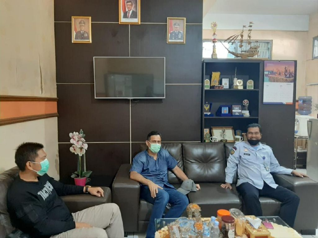 Nazaruddin Wajib Lapor ke Bapas Bandung Via Video Call