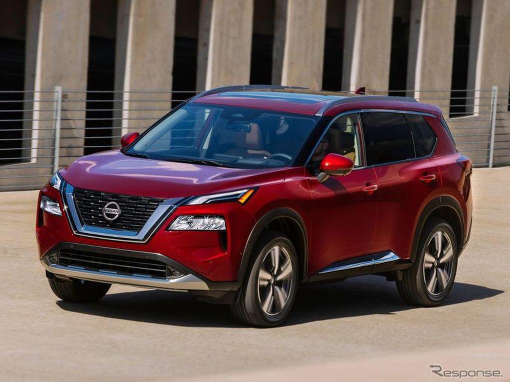 Resmi Diluncurkan, Ini Wujud Nissan X-Trail Terbaru
