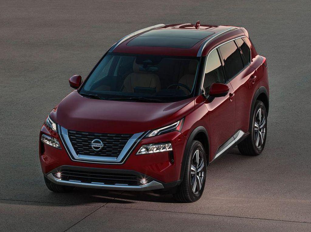 Potret Nissan X-Trail 2021 yang Makin Berlimpah Fitur Canggih