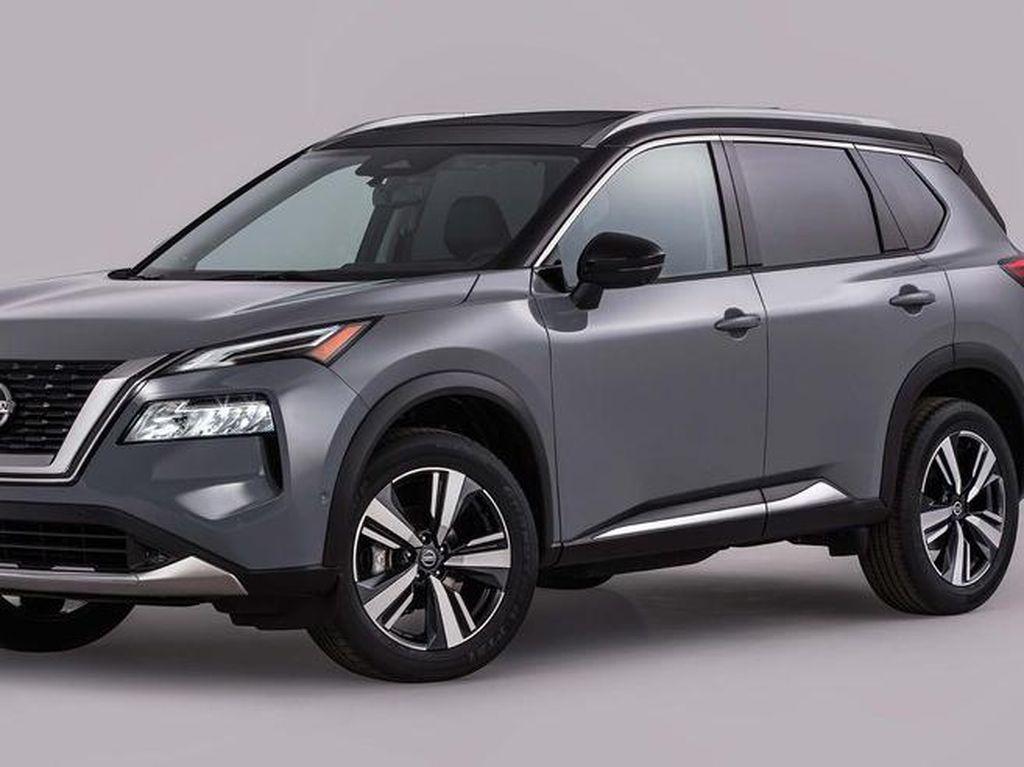 Spesifikasi Nissan X-Trail 2021, Tenaga Lebih Besar, Fitur Lebih Canggih