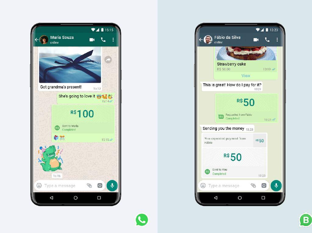 Baru Seminggu, Layanan Pembayaran WhatsApp Dipaksa Tutup