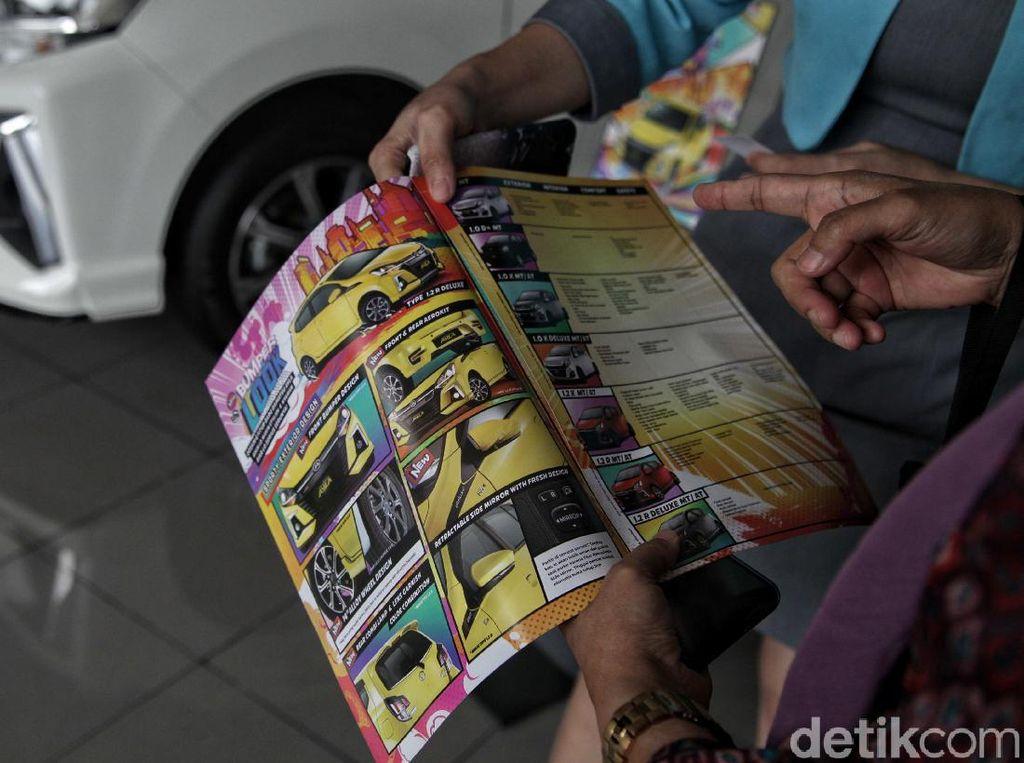 Diskon Bukan Obat Lesunya Penjualan Mobil di RI