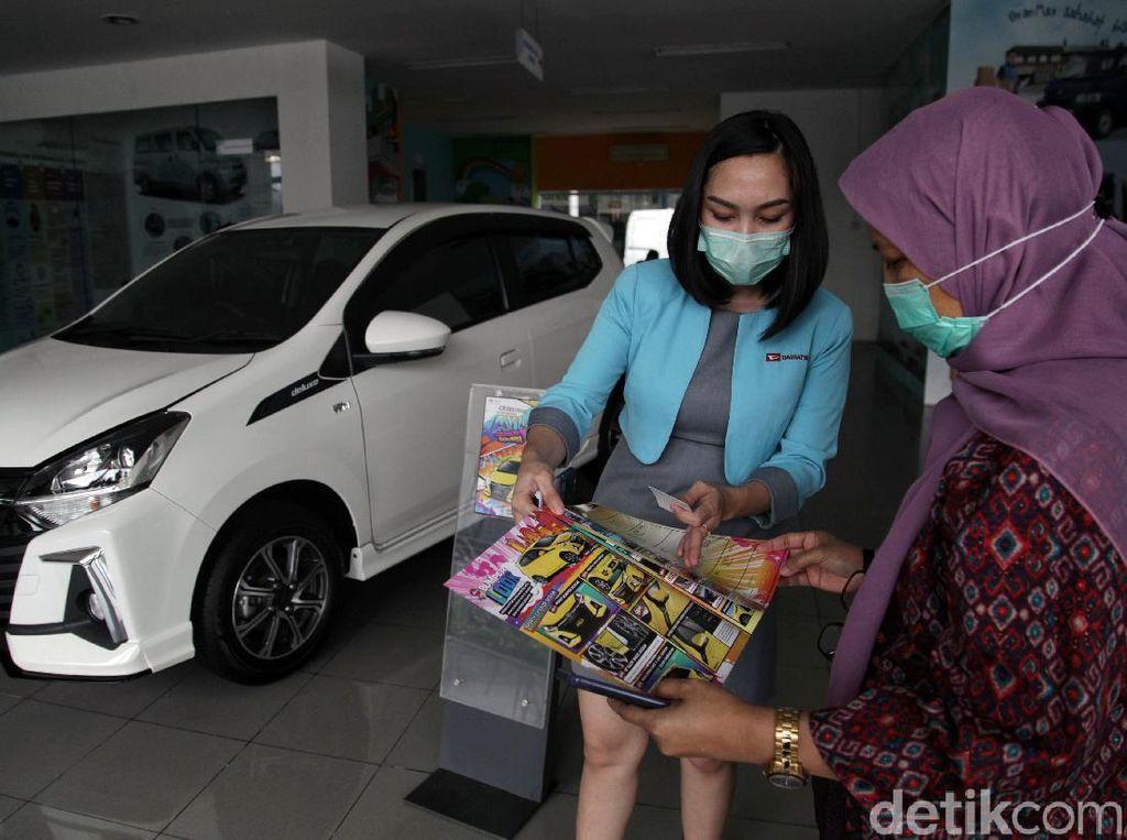 Diselimuti Corona, Target Daihatsu di Pasar Mobil Indonesia tak Berubah