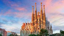 Sagrada Familia Spanyol Dibuka, tapi Cuma untuk Tenaga Medis Dulu Ya