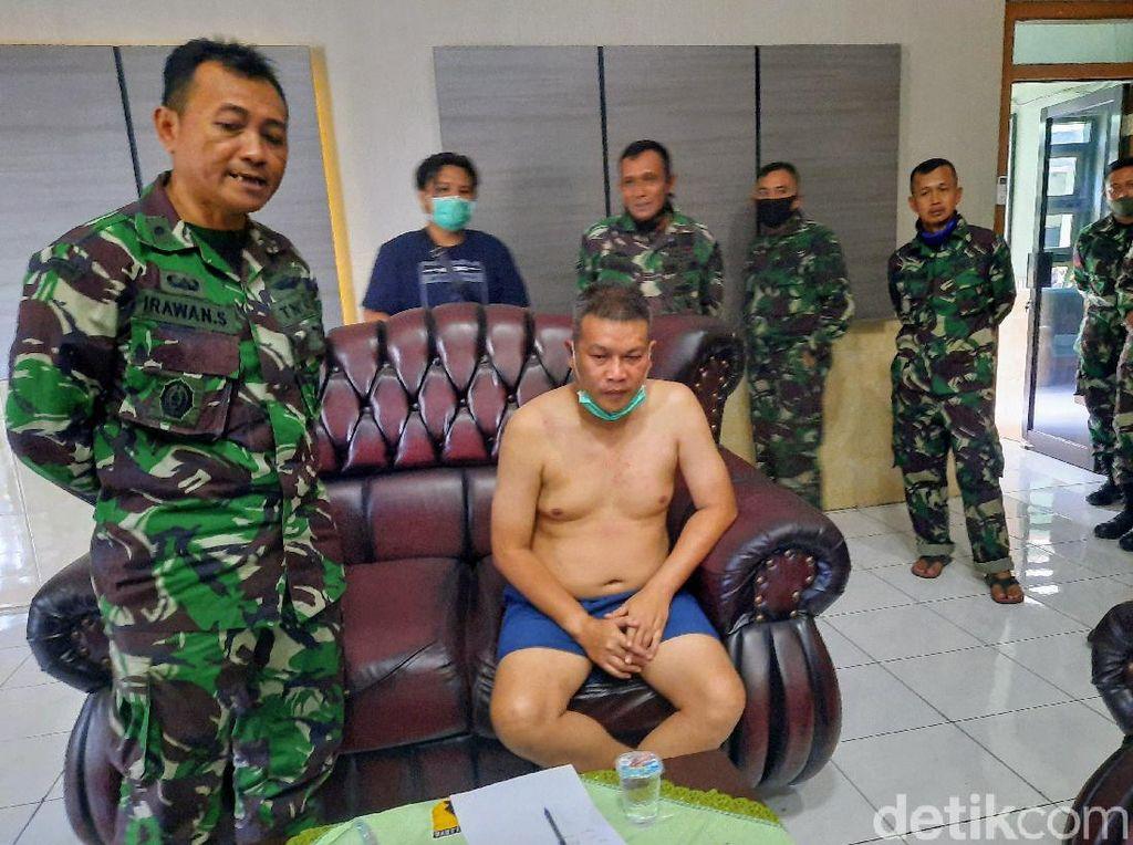 Ngaku Letkol, Ini Pengakuan Tentara Gadungan yang Diamankan di Bondowoso