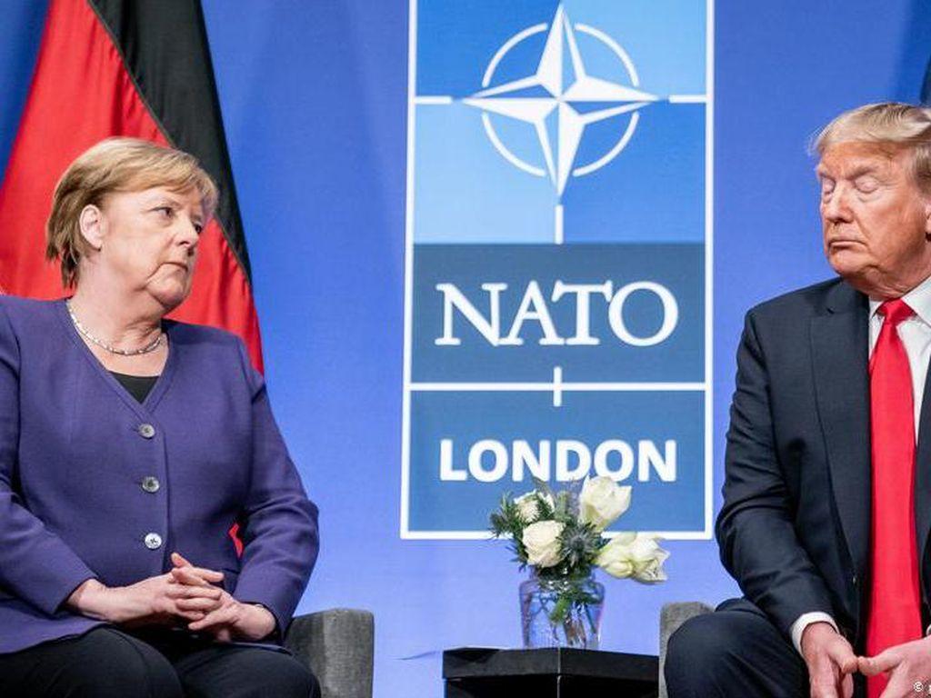 Tuding Jerman Nakal Terhadap NATO, Trump Umumkan Tarik Pasukan AS
