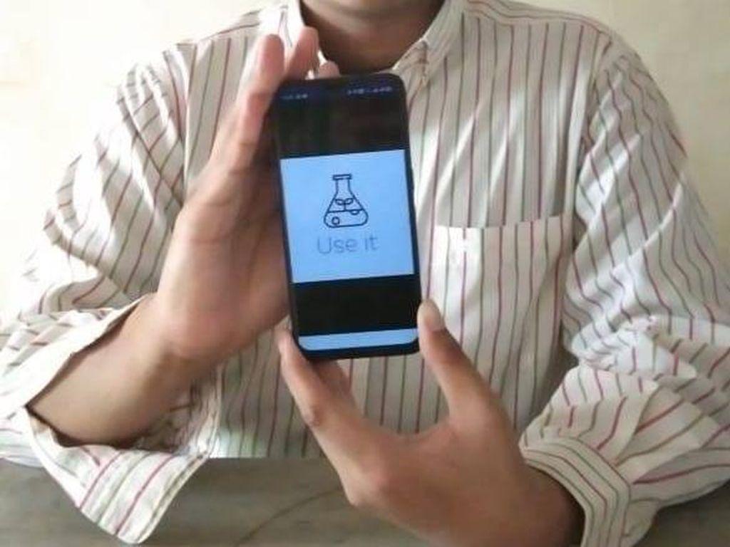 Mahasiswa ITS Ciptakan Use It, Aplikasi untuk Fasilitasi Pengolahan Limbah