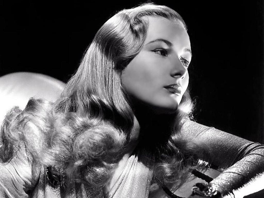 Kontroversi Hollywood, Kisah Veronica Lake Mau Keluar dari Dunia Hiburan