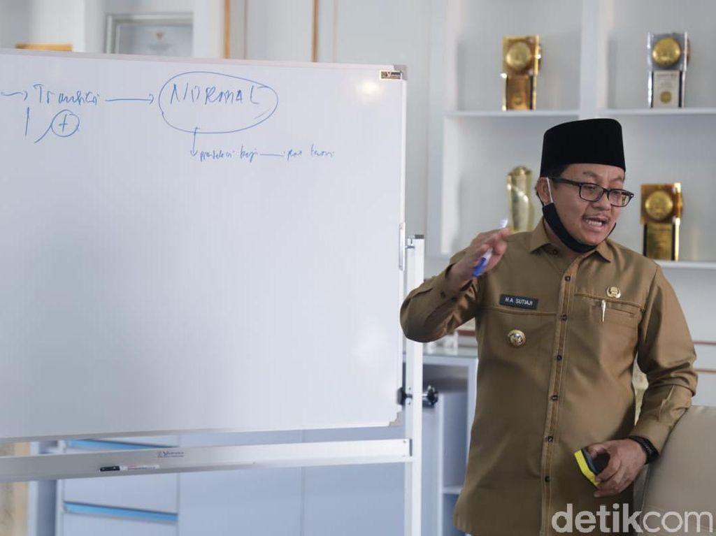 Masa Transisi Berakhir, Kota Malang Belum Putuskan New Normal