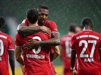 Bremen Vs Bayern: Menang Tipis, Die Roten Kunci Gelar Juara