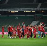 Juara Bundesliga, Langkah Pertama Bayern Menuju Treble