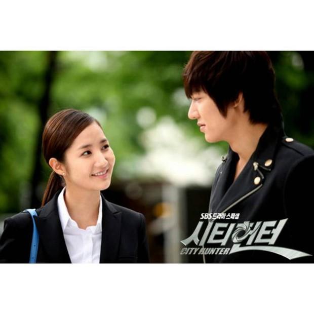 Aktris yang cocok jadi lawan main Lee Min Ho.