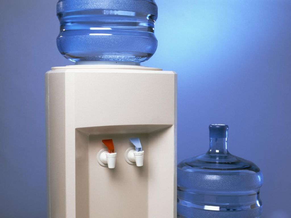 Ini Cara Bersihkan Dispenser, Jangan Kaget Lihat Endapan Kotorannya