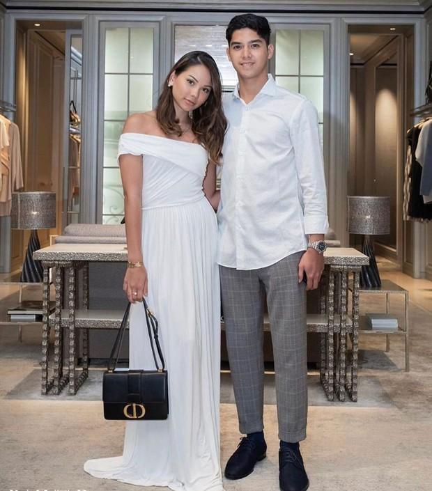Pasangan selebritas Al Ghazali dan Alyssa Daguise diebut sebagai couple goals.