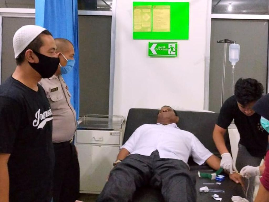Dokter Ungkap Zat Sedatif di Balik Pingsannya Bacabup Sorong Selatan
