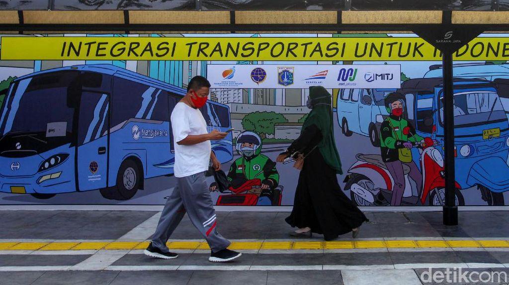 Bangkitnya Transportasi Massal Terpadu yang Terintegrasi