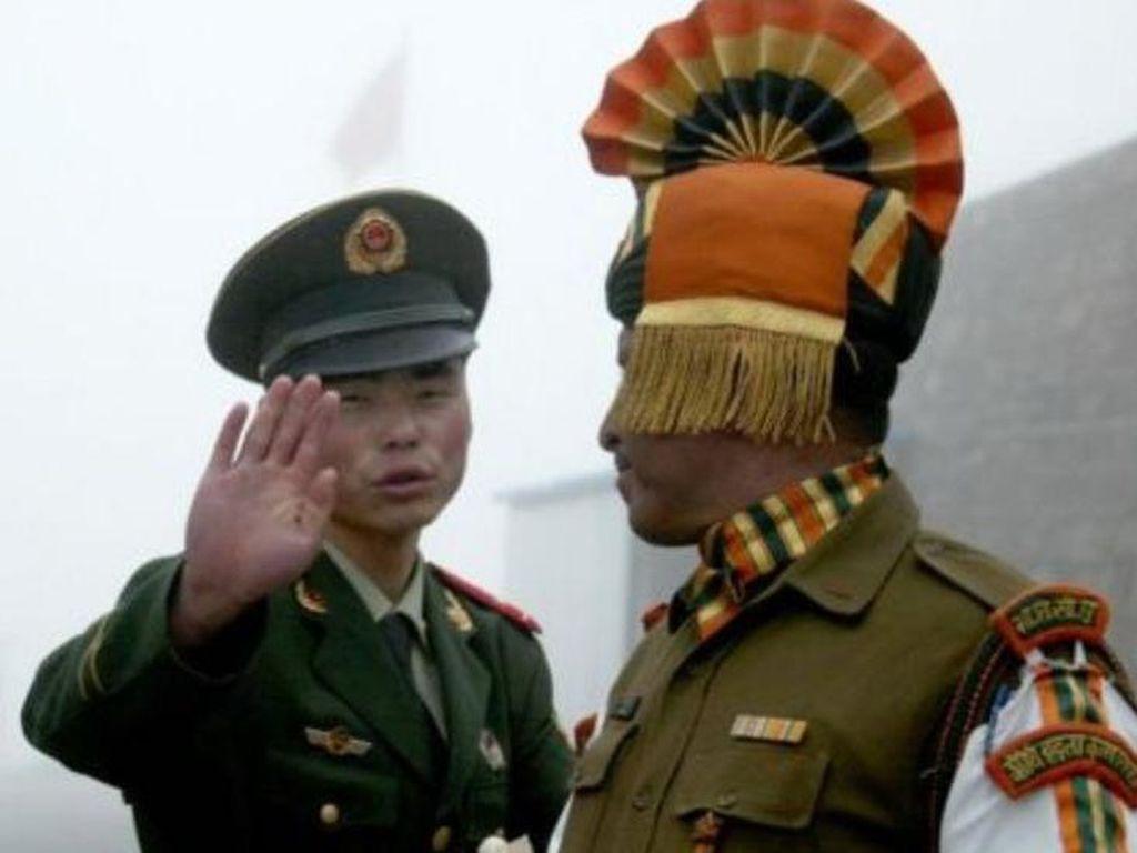 Memanas Lagi di Perbatasan China-India Kala Seorang Tentara Tewas