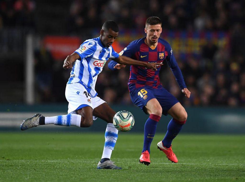 Messi Oke, tapi Jangan Lupakan Lenglet