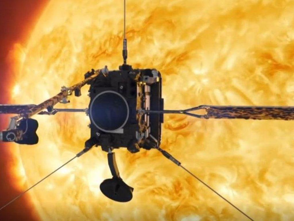 Wahana Tahan Panas 600 Derajat Celcius Dekati Matahari untuk Ambil Foto