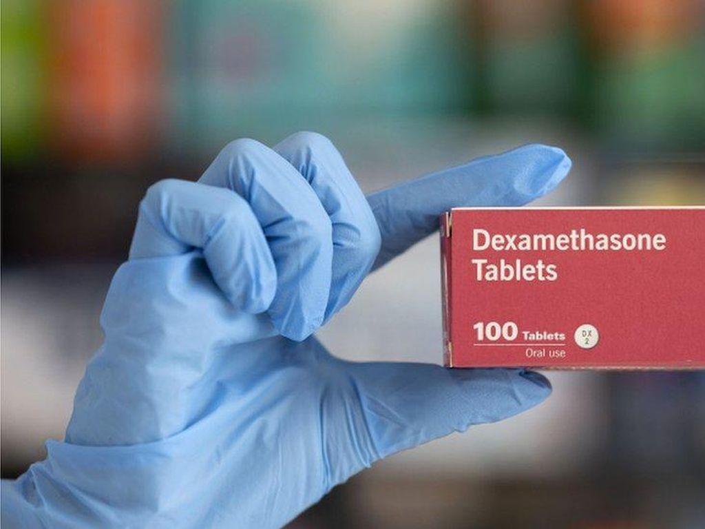 Tentang Dexamethasone, Obat yang Disebut Ampuh Lawan Covid-19