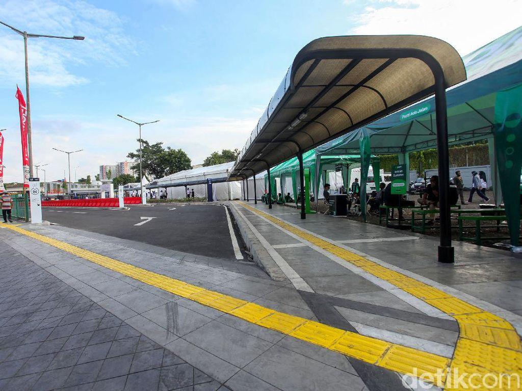 Begini Perubahan Kawasan Stasiun Tanah Abang yang Dulu Kumuh