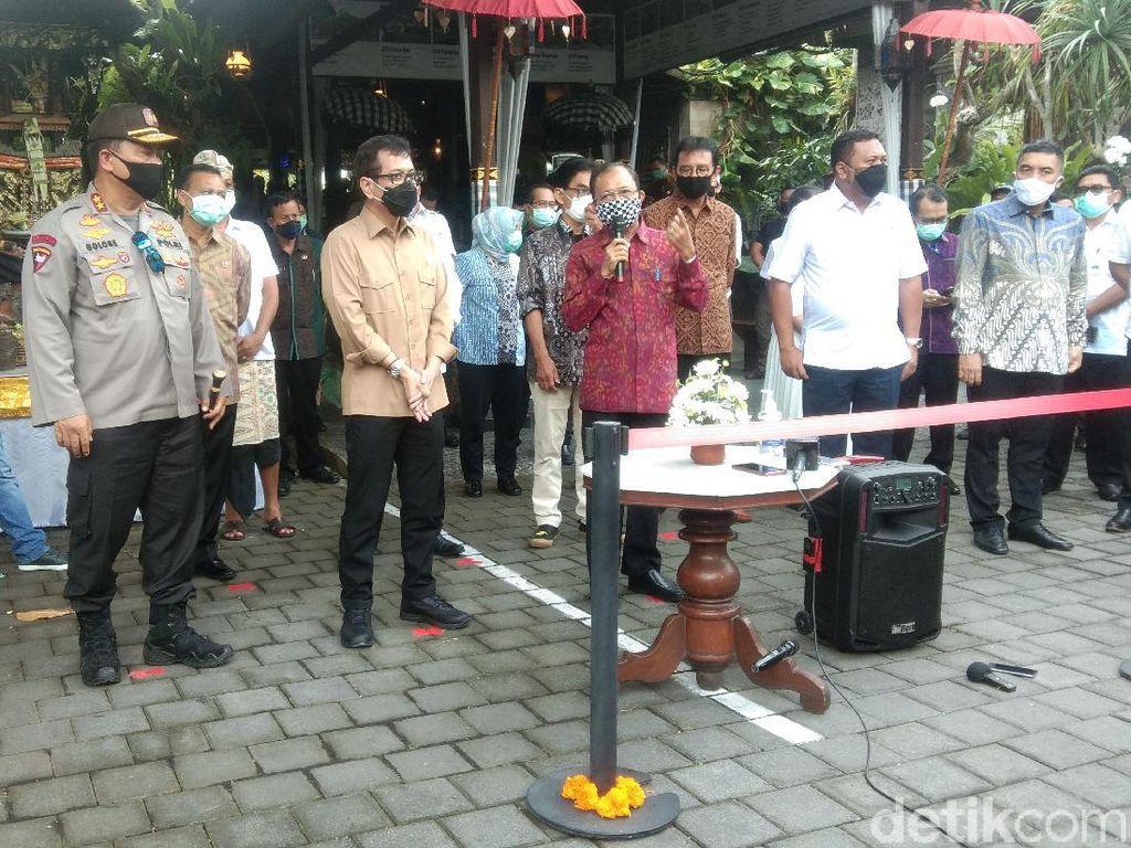 Risiko Tinggi, Bali Tak Tergesa-gesa Gaet Turis Asing