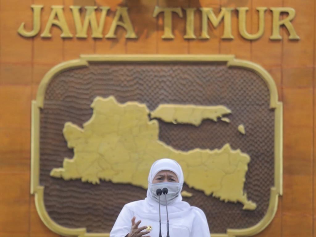 Jokowi Minta Jatim Kendalikan COVID-19 2 Pekan, Khofifah Akan All Out