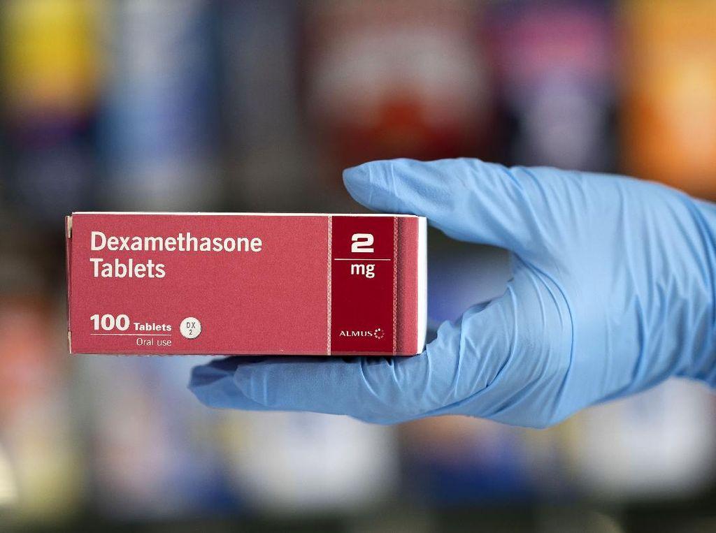 Hasil Uji Dexamethasone untuk Obat Corona Menjanjikan, Tapi...