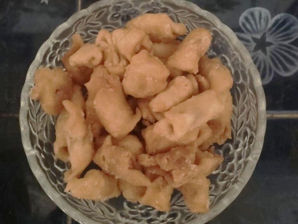 Resep Pembaca: Kacang Selimut Jeruk