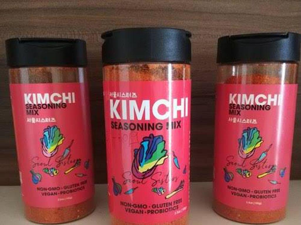 Baru! Bumbu Tabur Kimchi yang Enak dan Praktis