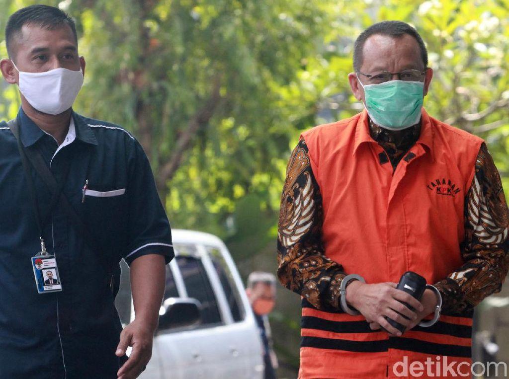 Saksi Ungkap Kode Panggilan Babe untuk Nurhadi, Rezky Herbiyono Juki
