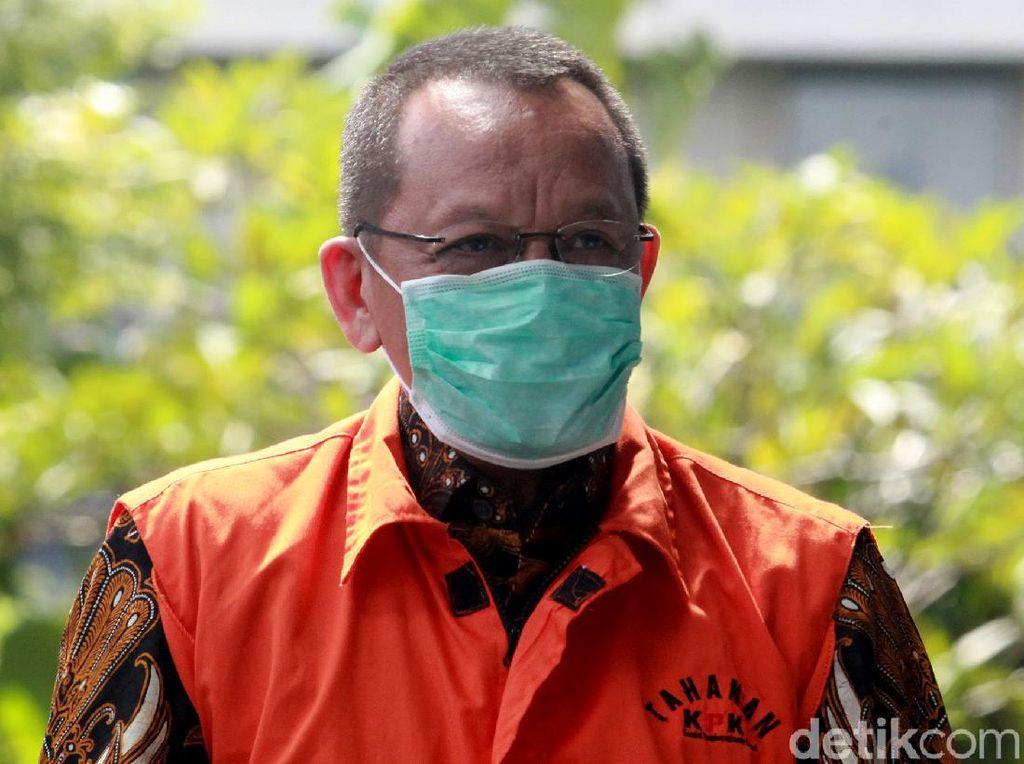 Sekretaris PT Agama Medan Dicecar KPK soal Kebun Kelapa Sawit Milik Nurhadi