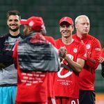 Lewandowski Mau Bayern Lebih Oke di Liga Champions