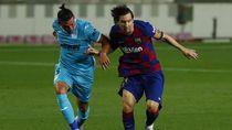 Video Messi Ditangkap Pemain Leganes Karena Lagi On Fire