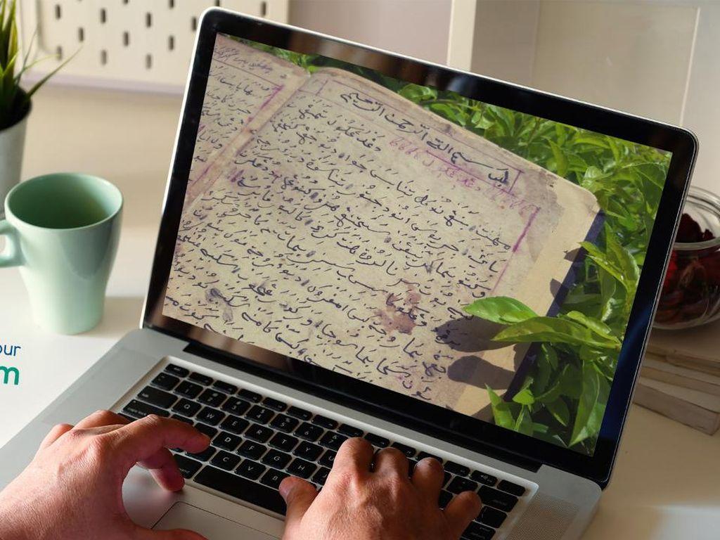 Usai Jawa dan Sunda, Pandi Daftarkan Nama Domain Aksara Pegon