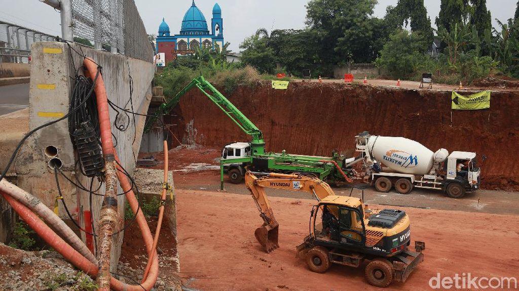 Pembangunan Infrastruktur Melambat Gagara Corona