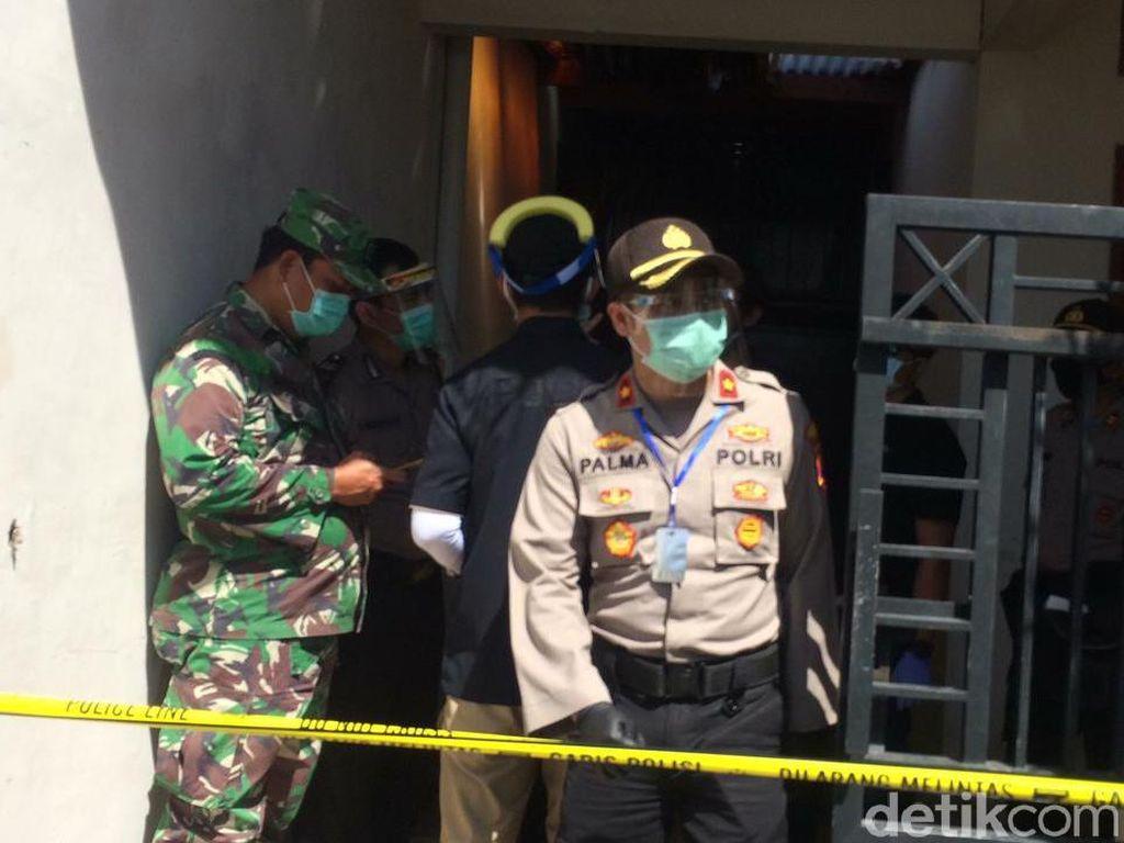 Setelah Membunuh, Pelaku Sempat Bakar Mayat Dalam Kardus di Surabaya