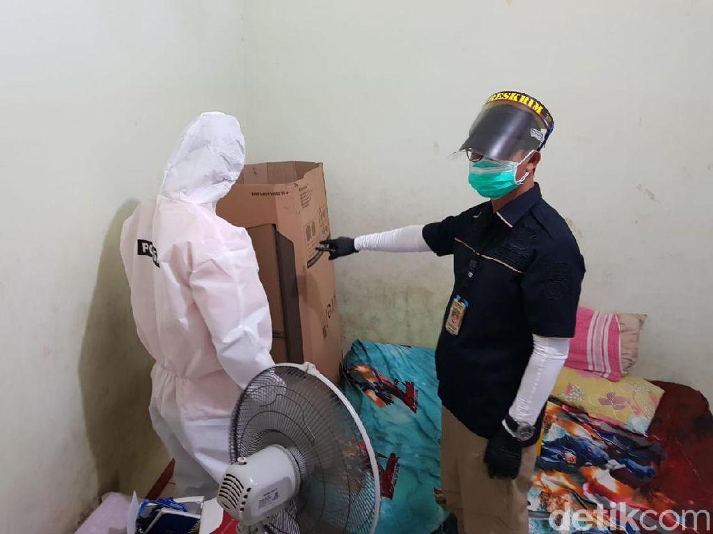 Mayat Perempuan Dalam kardus di Surabaya Adalah Terapis