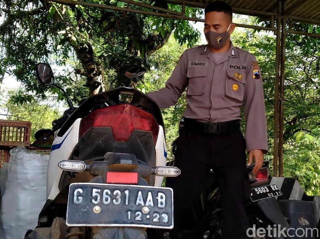 Keberadaan Pria yang Tinggalkan Motor 3 Hari di Pekalongan Masih Misteri