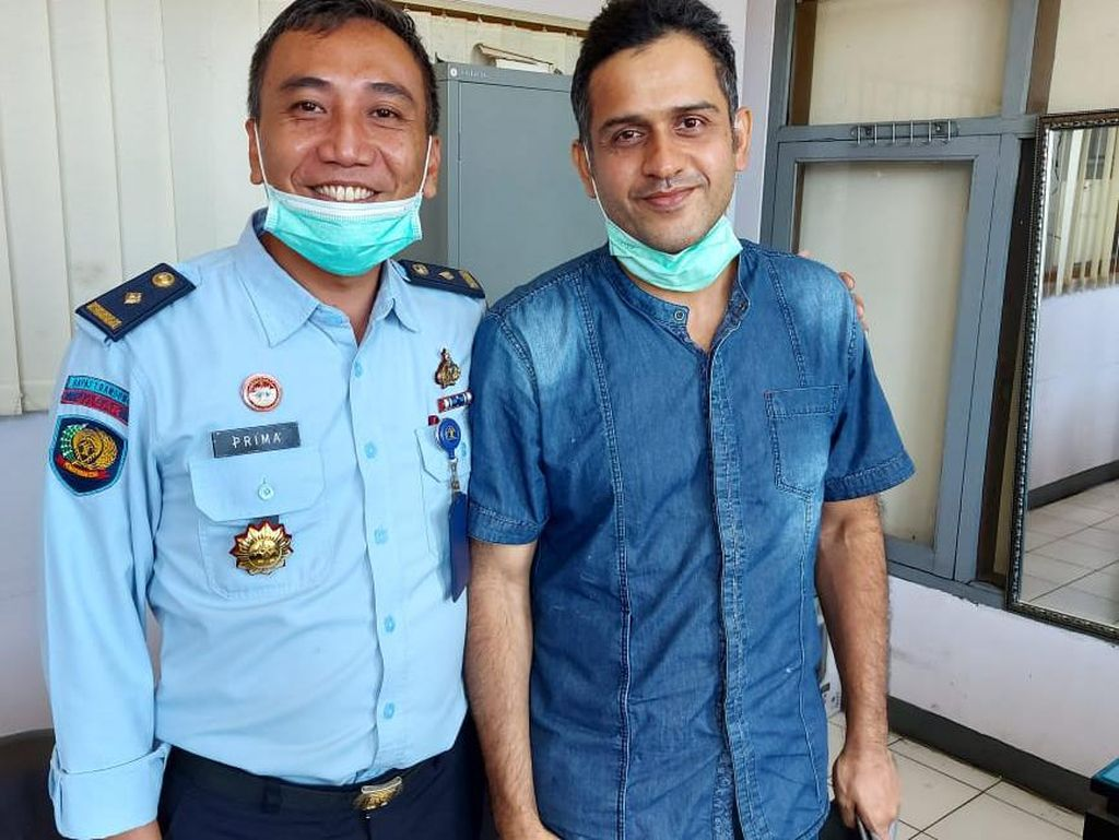 Remisi 4 Tahun 1 Bulan, Kini Nazaruddin Bebas