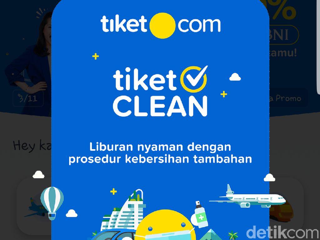 Ulang Tahun ke-9, tiket.com Tabur Promo