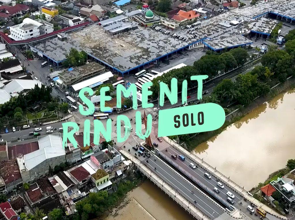 Semenit Rindu: Kota Solo