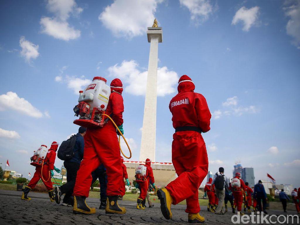 DKI 1.211 Kasus, Ini Sebaran 4.538 Kasus Baru Corona Indonesia 7 Oktober