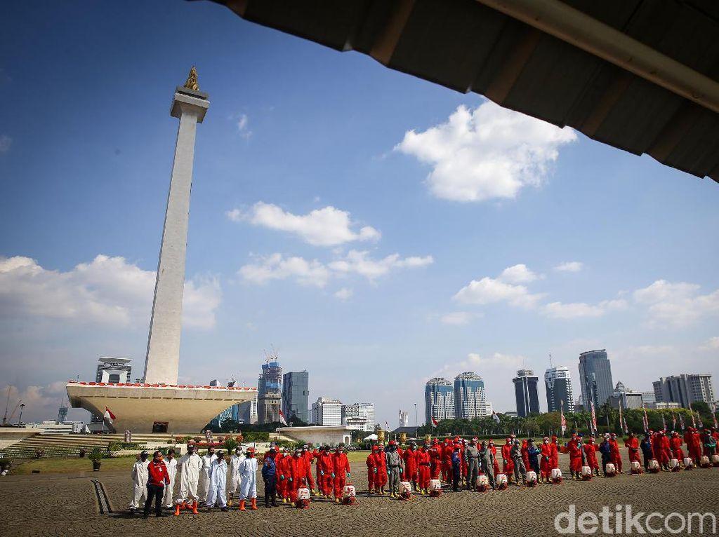 Jakarta PSBB Lagi, Warga AS Dilarang Masuk Indonesia