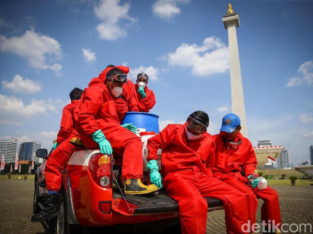 DKI 2.669 Kasus, Ini Sebaran 10.047 Kasus Corona Indonesia 12 Januari