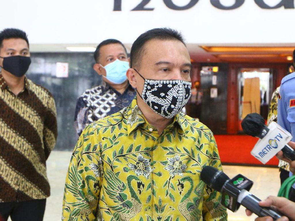 Pimpinan DPR Dapat Aduan Pencemaran Limbah di Laut Lampung, Minta Aparat Usut