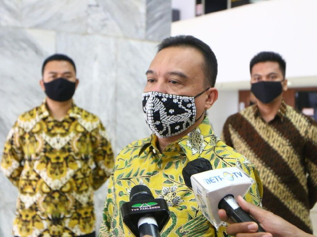 Novel Baswedan Positif Corona, Pimpinan DPR Minta KPK Perketat Protokol COVID